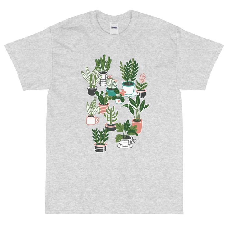 I Love My Plants Classic Tshirt