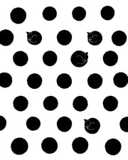 Polkadots or Cats? POLCAT DOTS VERTICAL PRINT