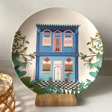 Load image into Gallery viewer, Bamboo Plate 2's - The Shophouse