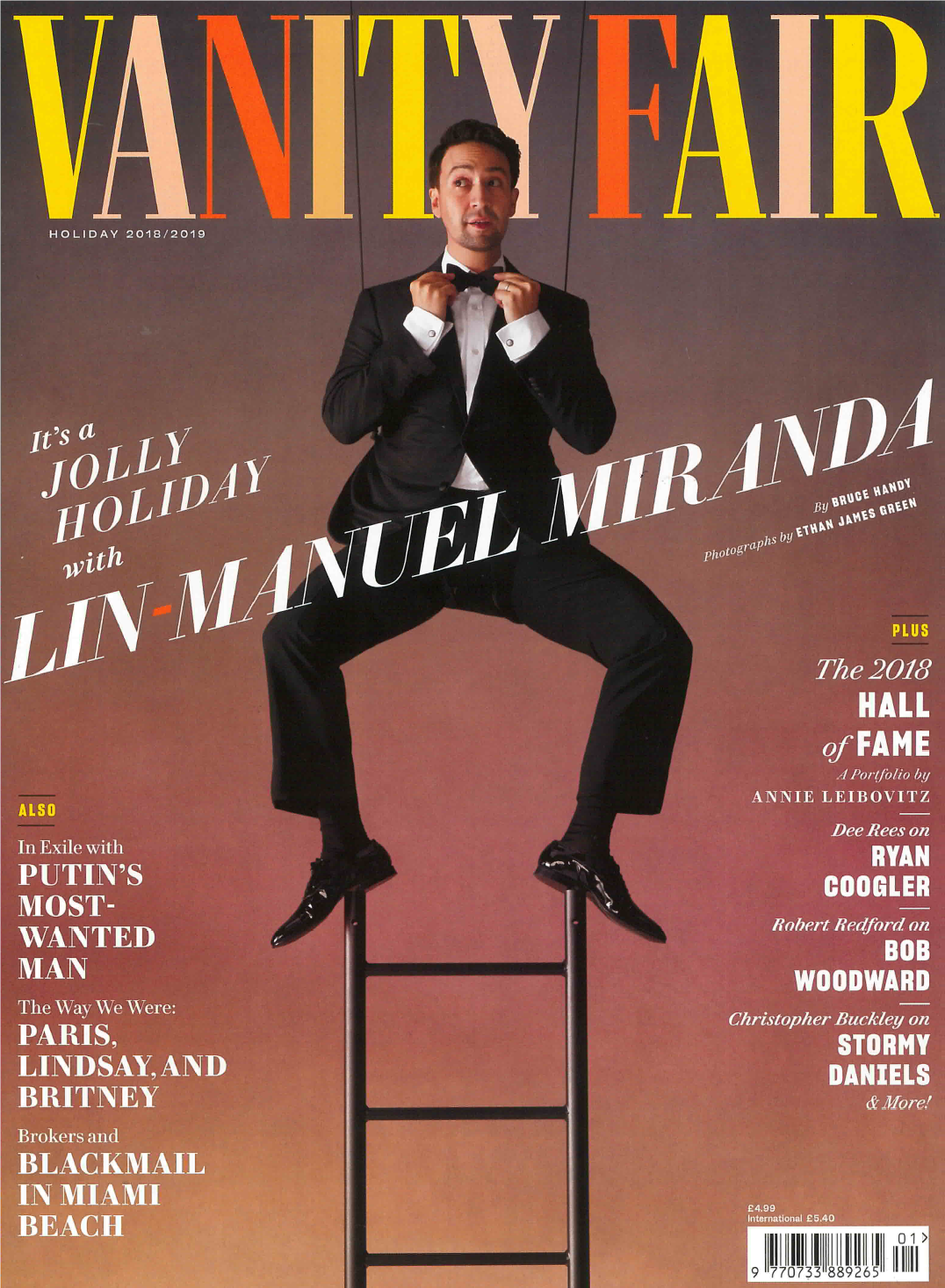 Vanity Fair Features LAURUS Crocodile Leather Bags
