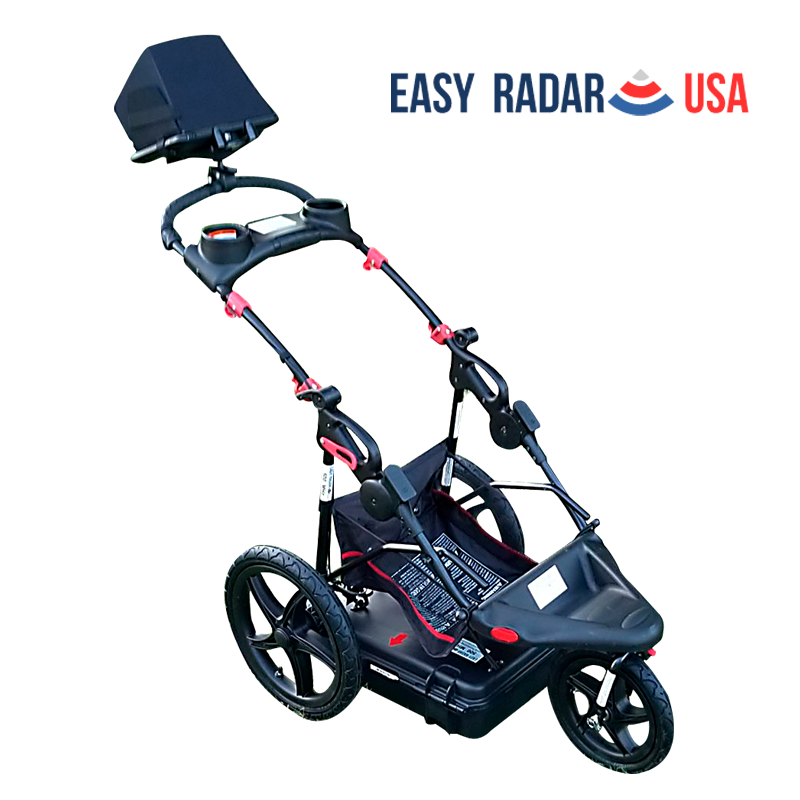 GPR Easy Radar Ultimate Cart System
