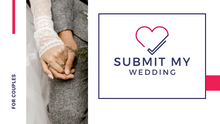 Load image into Gallery viewer, Submit my Wedding Bundle for Couples
