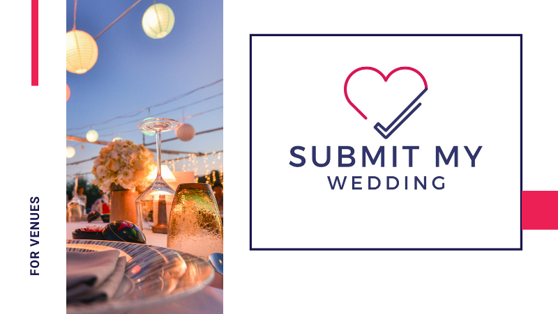 Real Wedding Submission Bundle for Venues