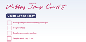 Real Wedding Submission Bundle for Couples