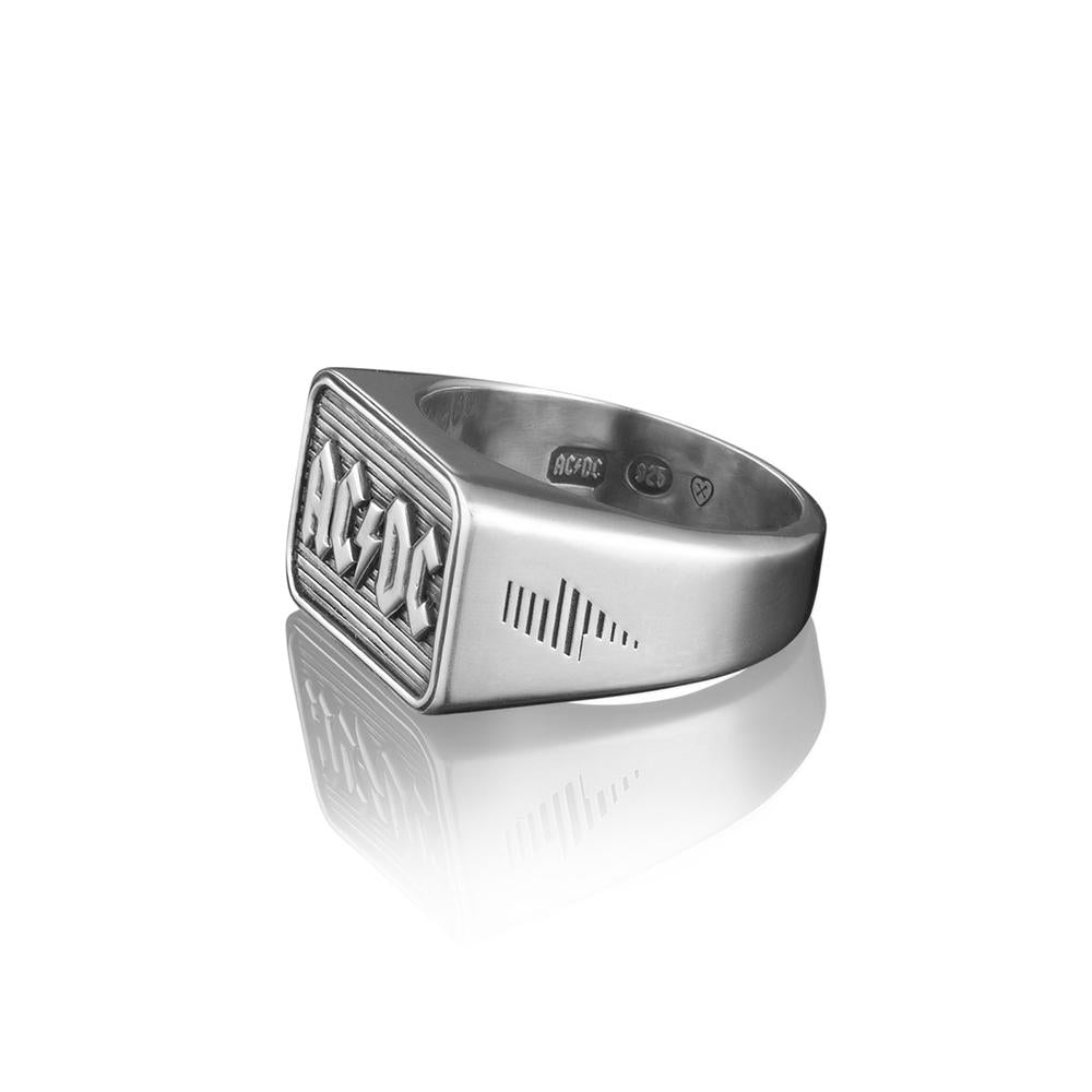 AC/DC LARGE TRIBUTE RING