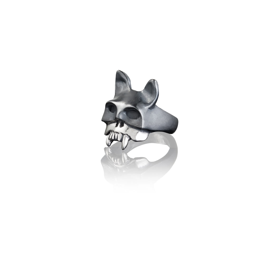 Bad Kitty Ring