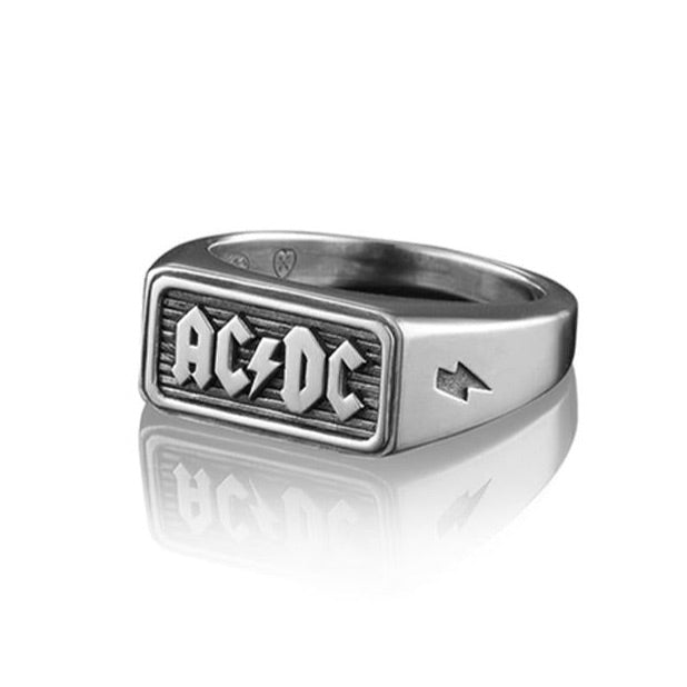AC/DC TRIBUTE RING