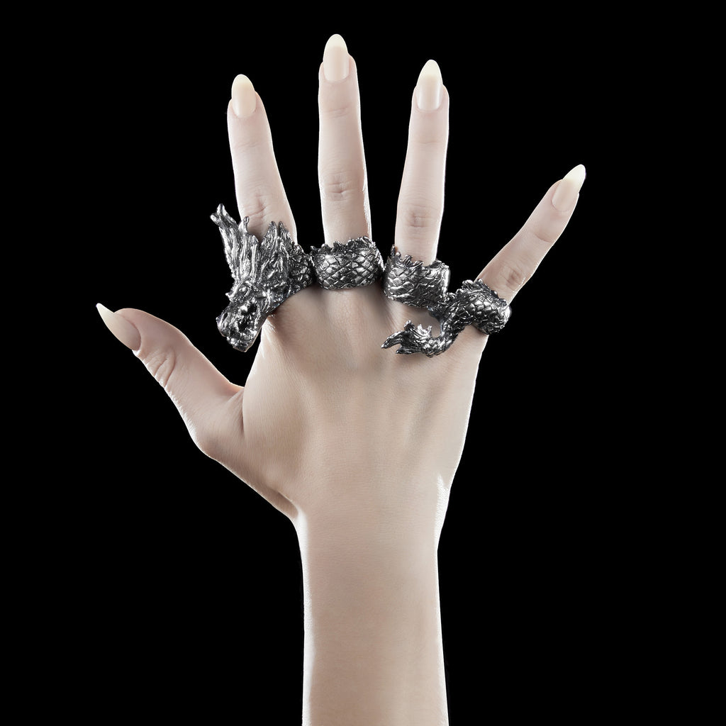 Dragon Head Ring