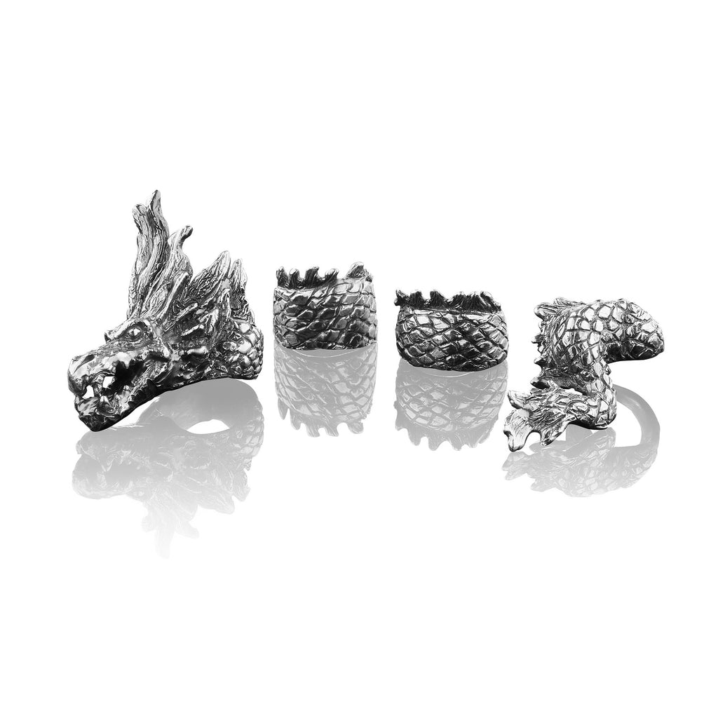 Dragon Ring Set