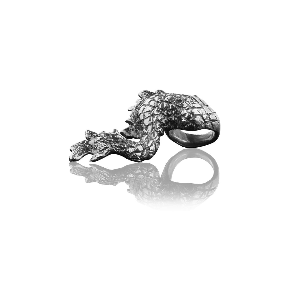 Dragon Tail Ring