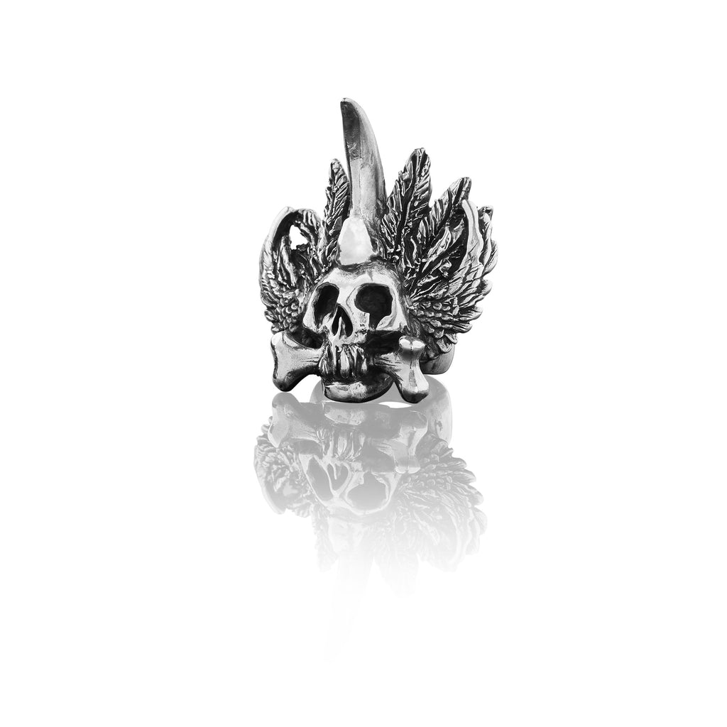 Witch Doctor Mens Ring