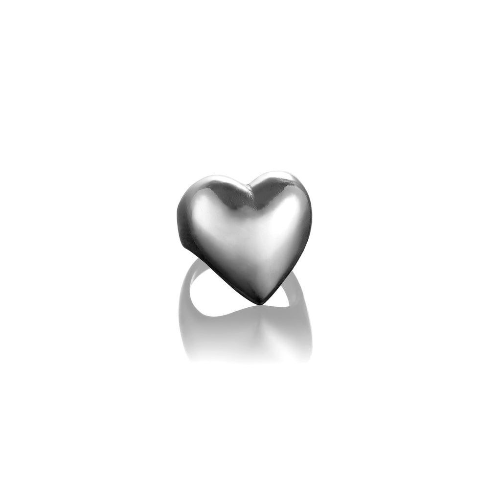 Heavy Heart Ring