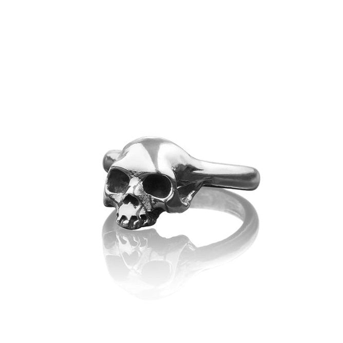 Little Skull Ring