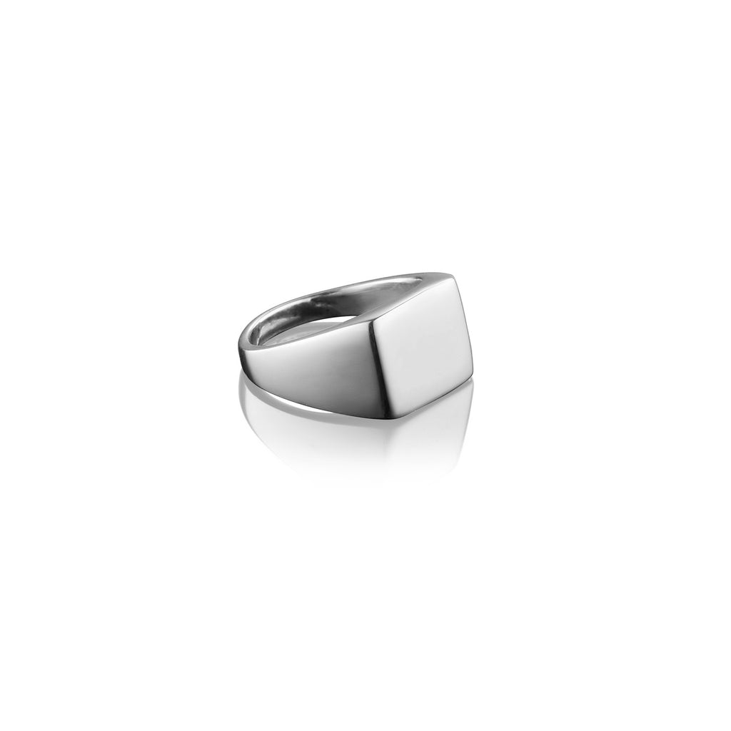 Square Signet Ring
