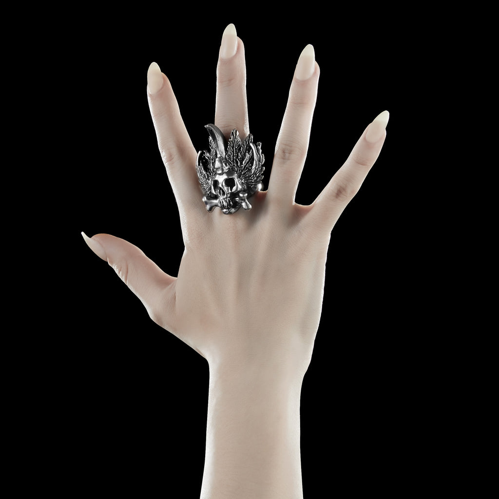 Witch Doctor Ring