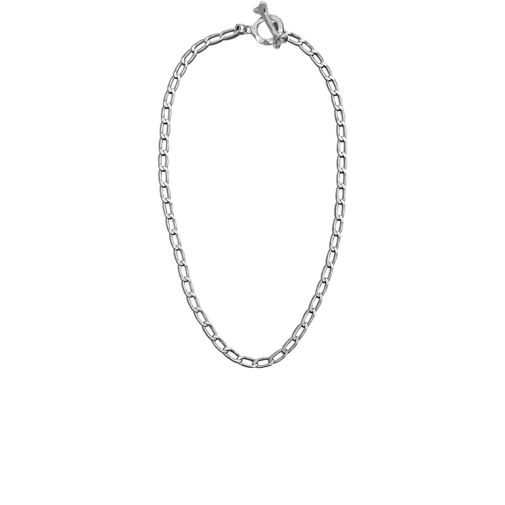 Curb Cut Necklace Chain
