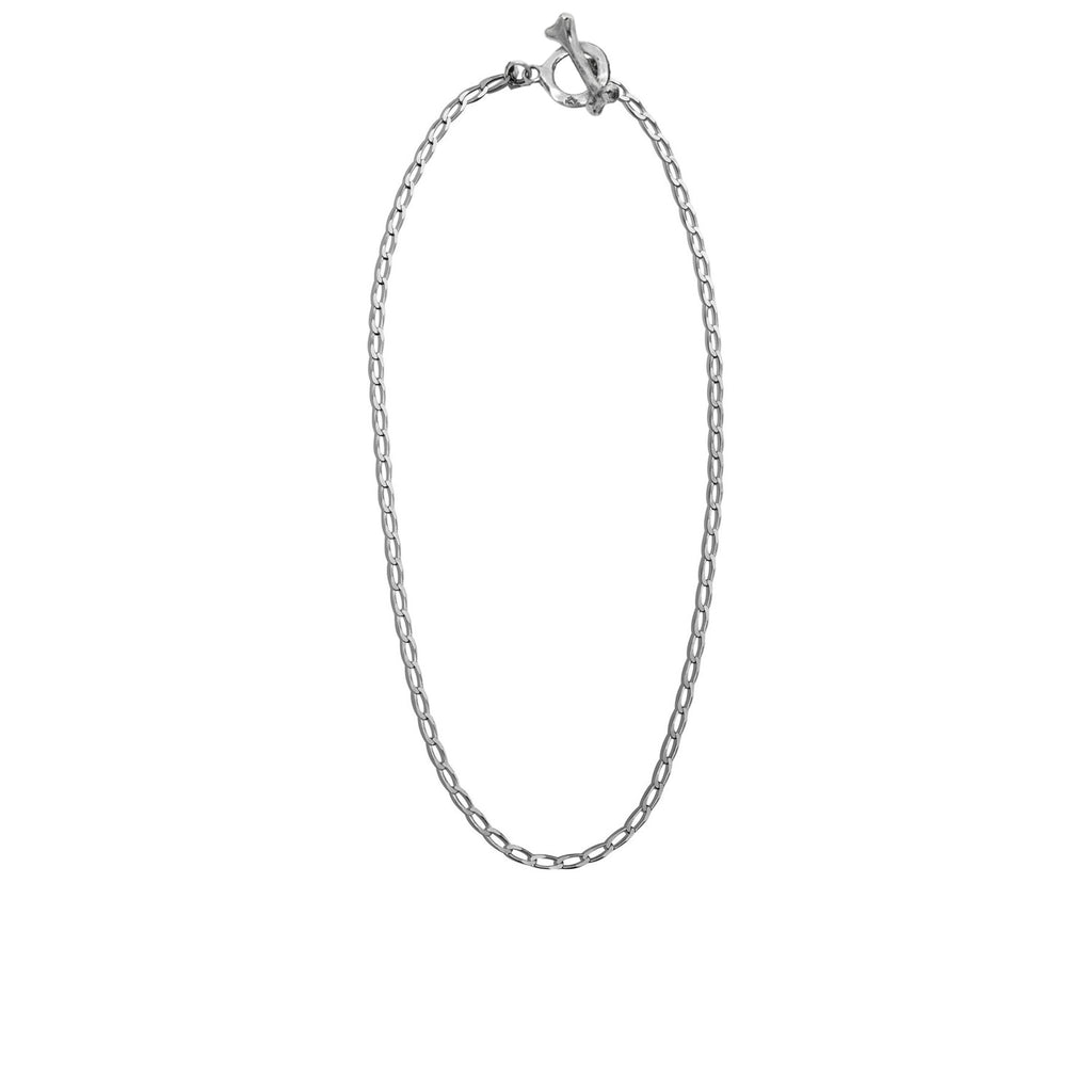 Fine Curb Cut Necklace Chain
