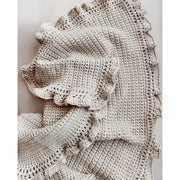 Ruffled Blanket