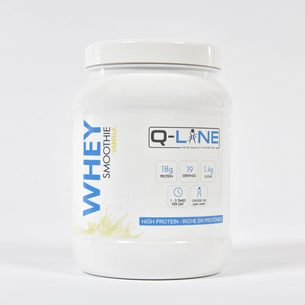 Whey smoothie Vanille