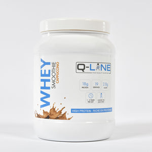 Whey smoothie Cappuccino