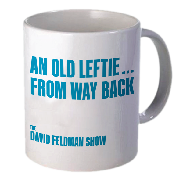 Old Leftie From Way Back Mug