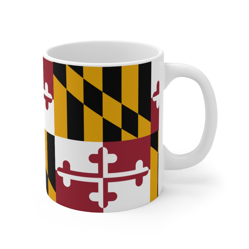 Maryland Flag Mug