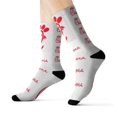 Chick Fil-A Socks