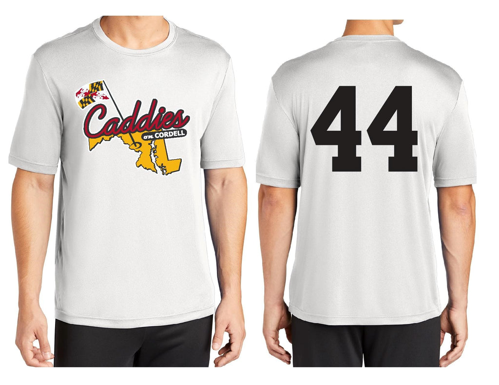 Caddies Softball Tees