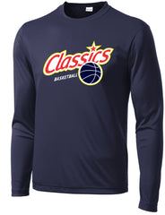 Classics Performance Long Sleeve Tee