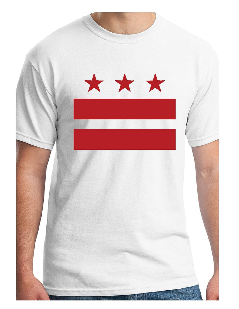 DC Flag Short Sleeve Tee