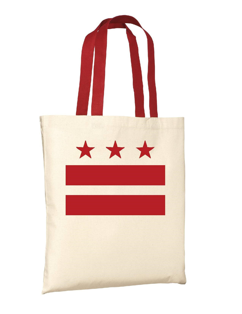 DC Flag Tote Bag - Vintage