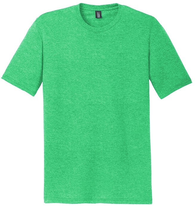 Green Frost Tri-Blend Tee