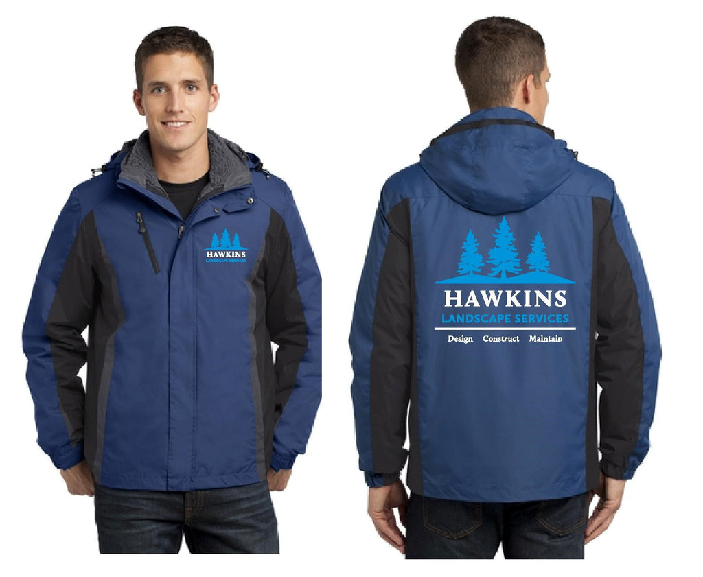Hawkins Colorblock 3-in-1 Jacket