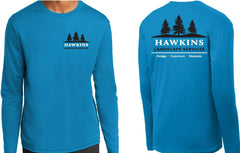 Hawkins Landscaping Long Sleeve Tee