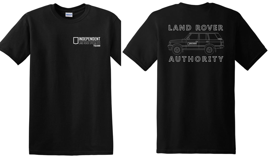 Land Rover Authority Tees