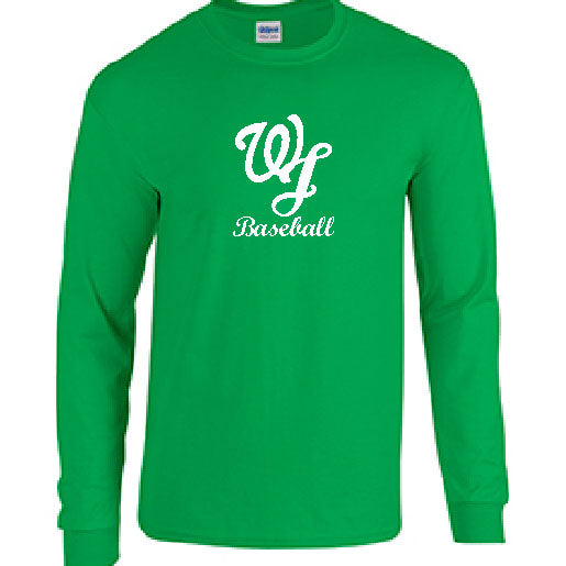 Cotton Tee Long Sleeve