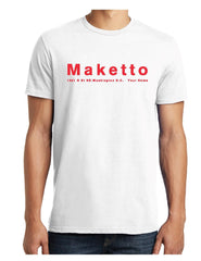 Maketto Fundraising Tee