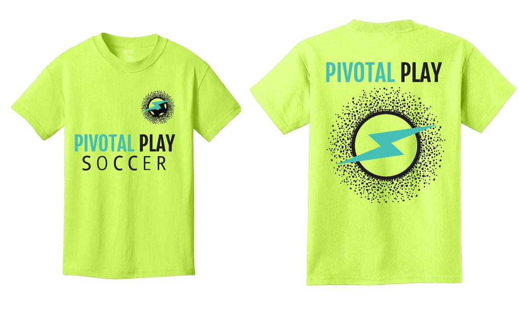 Pivotal Play Neon Yellow T-Shirt