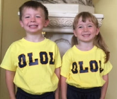 OLOL Preschool Uniform- T-shirt