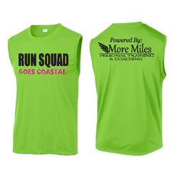 Run Squad Sleeveless Competitor Tee