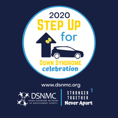 DSNMC 2020 Step UP Tees