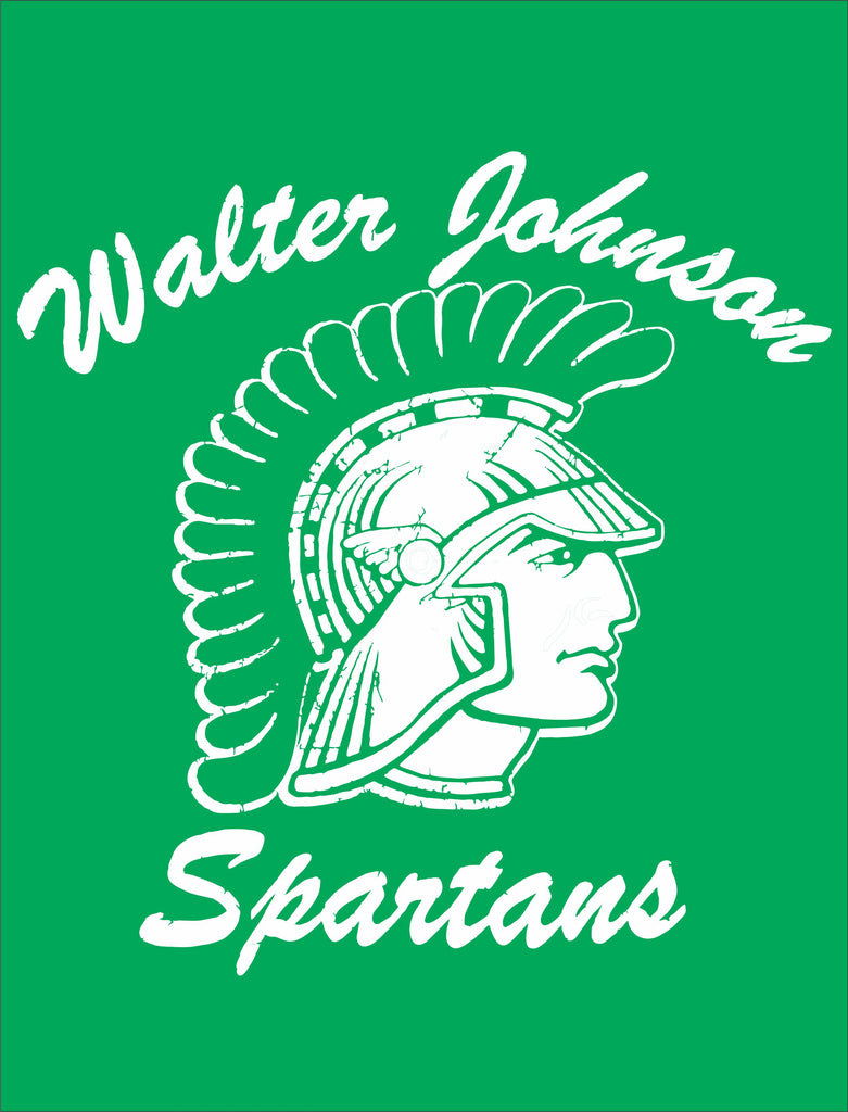 Walter Johnson Spartans Tee