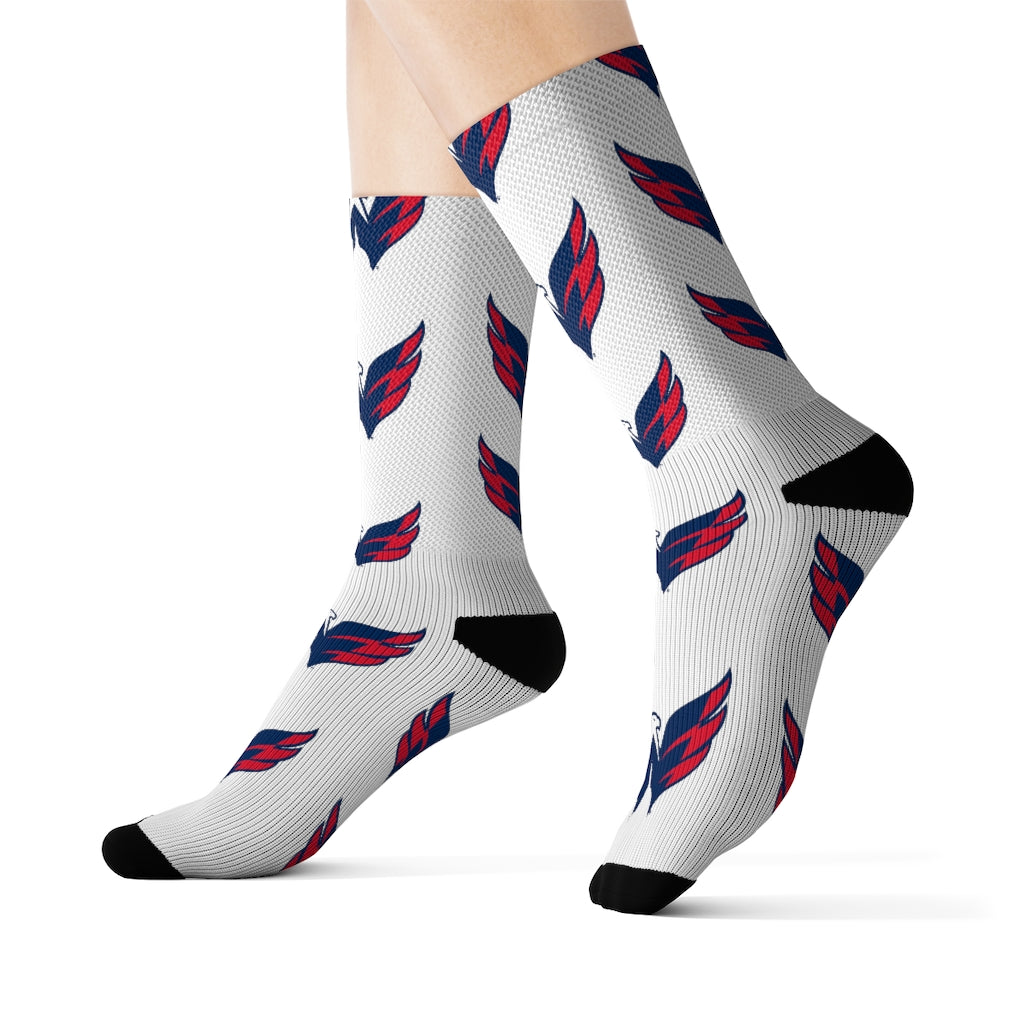 Capitals Socks
