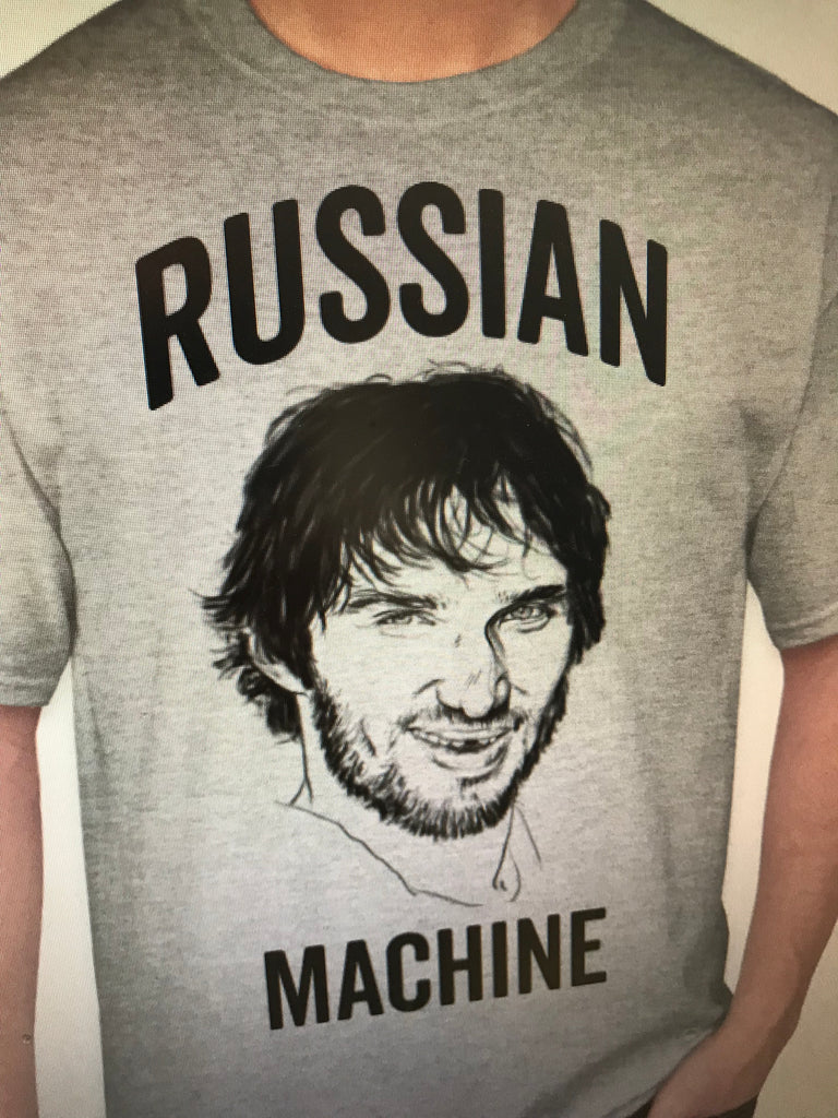 Russian Machine Tee