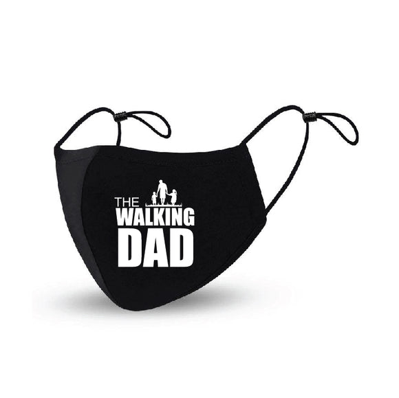 The Walking Dad  Face Mask