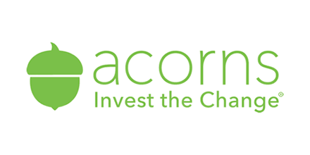 Proud partner of Acorns