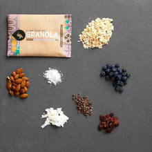Load image into Gallery viewer, RAW CACAO & SEA SALT GRANOLA