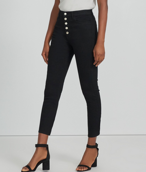 Lillie High Rise Cropped Skinny