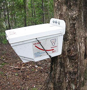 Trapinator Possum Trap