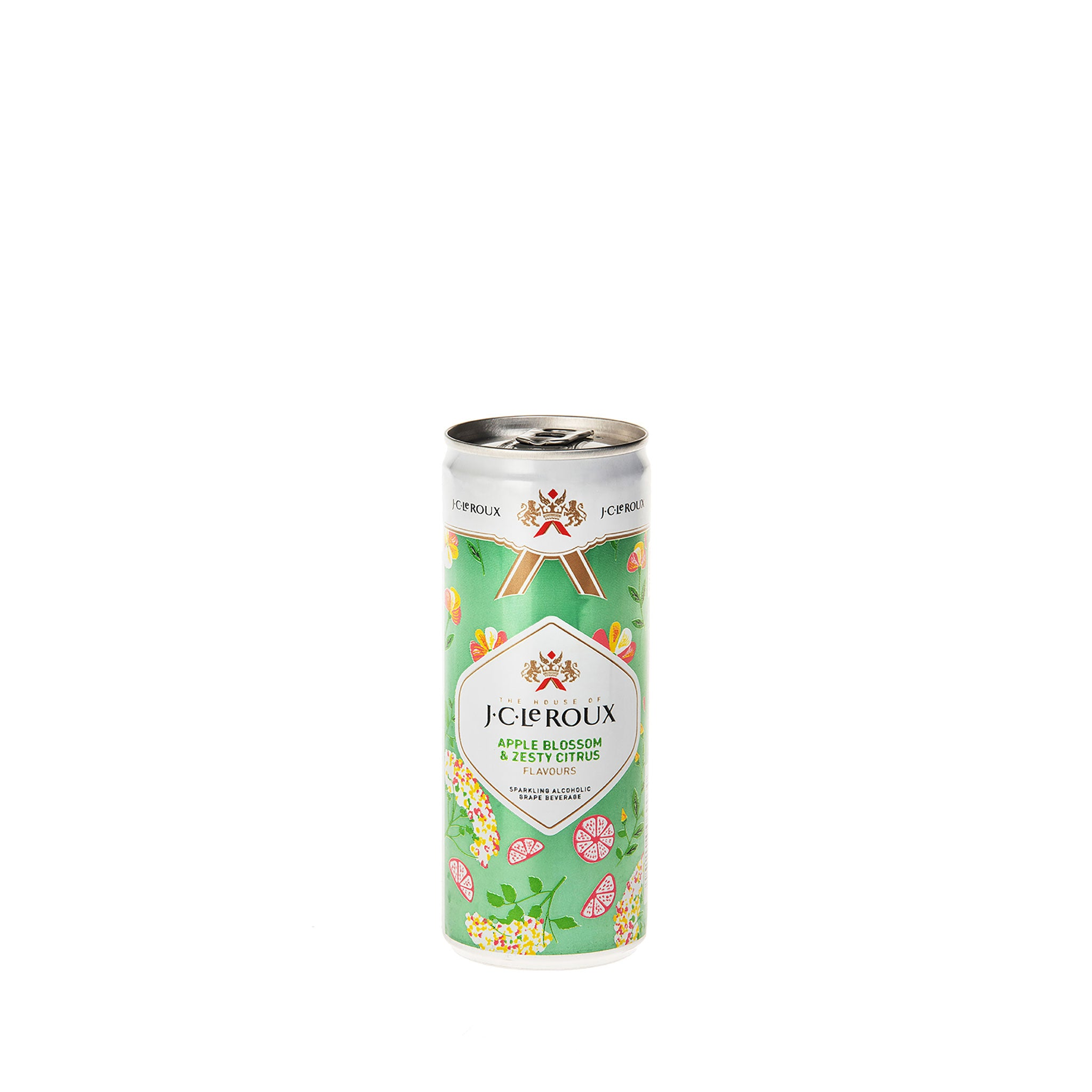 Apple Blossom & Zesty Citrus Cans (6 x 250 ml)